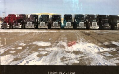 Firkins Truck Line. A Family's History in Trucking.