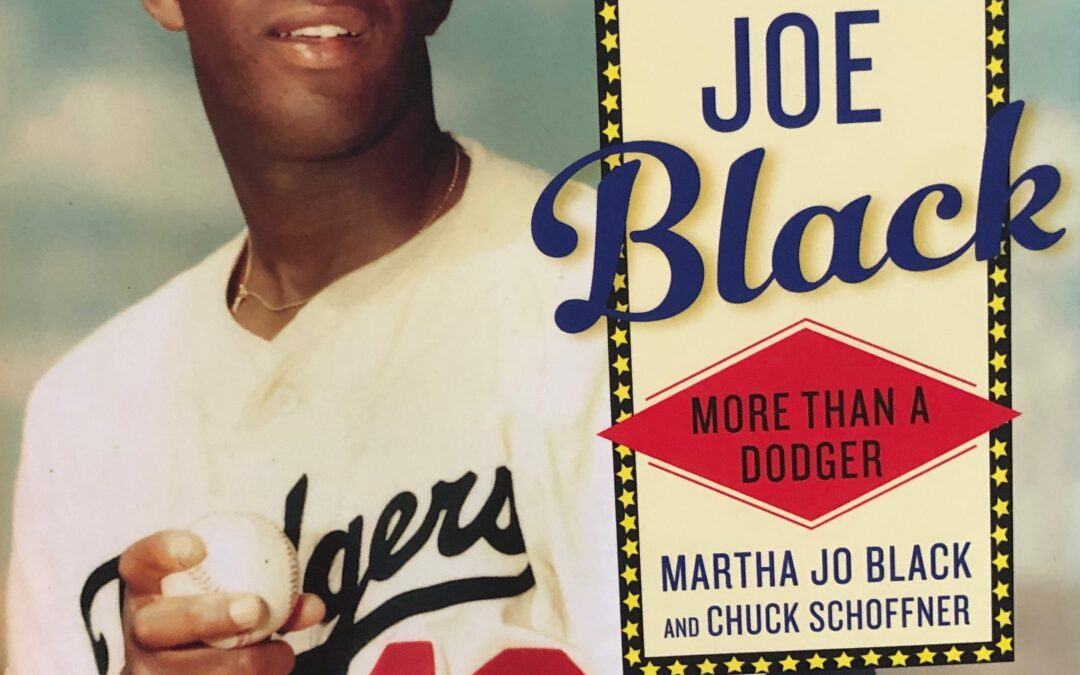 Joe Black. More Than A Dodger.